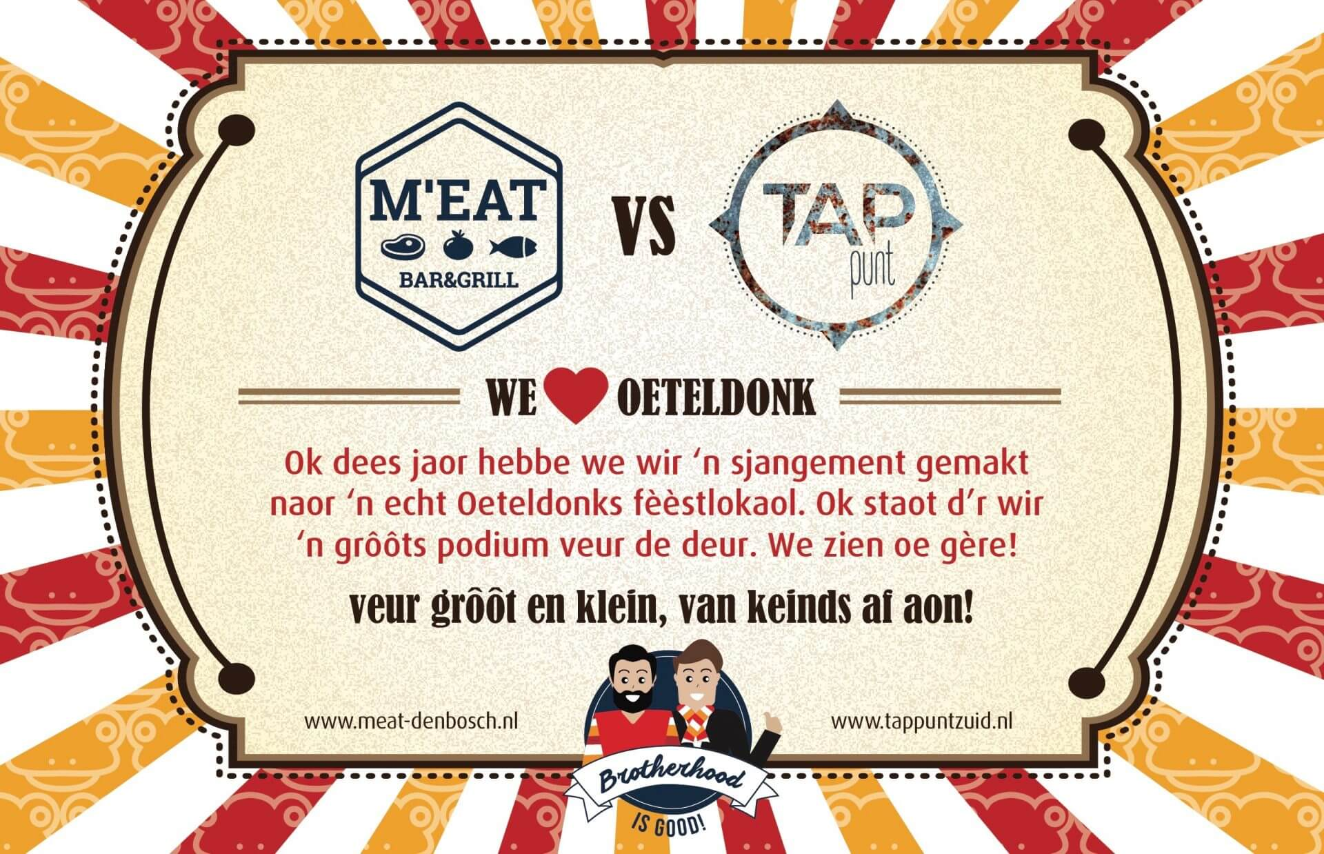 M'EAT Oeteldonk 2018