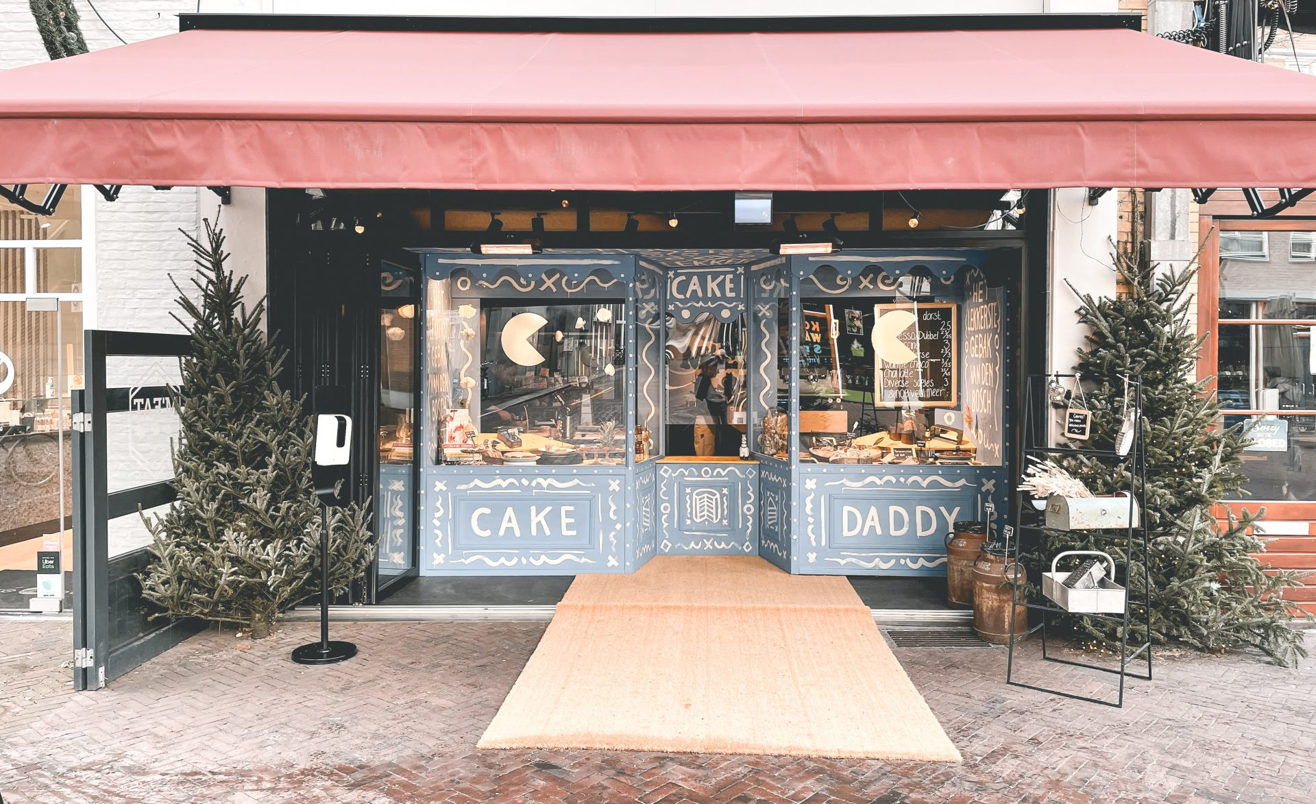 Cake Daddy is open!
